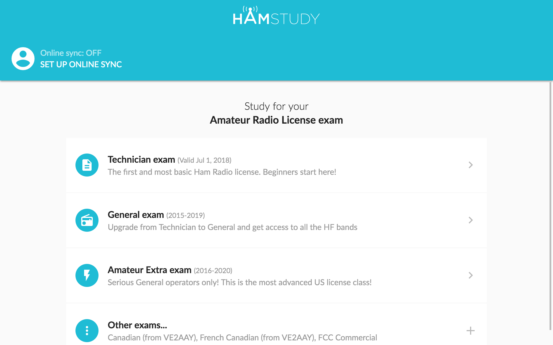 HamStudy org Blog | Don't just practice for your ham radio